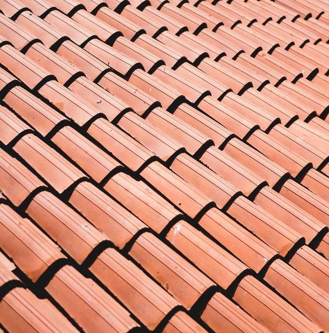 Låt en takläggare besiktiga taket