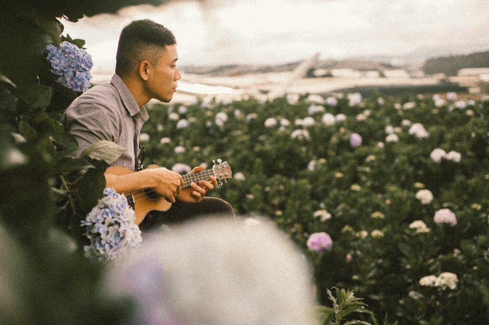 Utforska din kreativitet med en ukulele